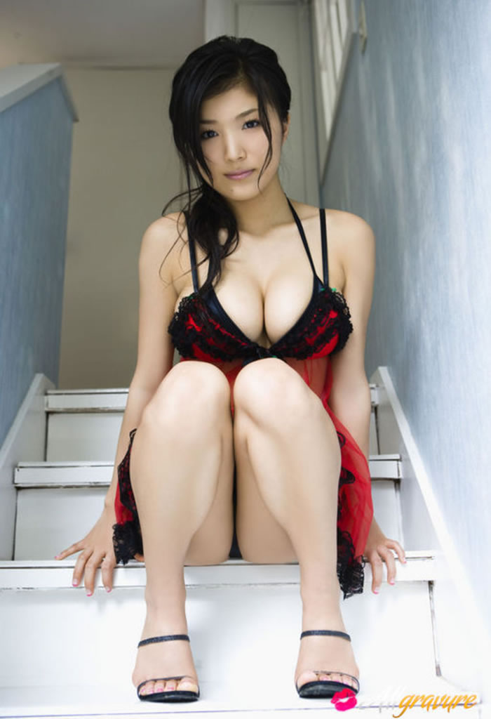 Japanese sexy lingerie